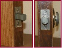 Single Sided Deadbolt
